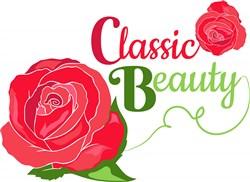 Classic Beauty print art