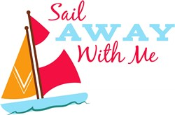 Sail Away print art