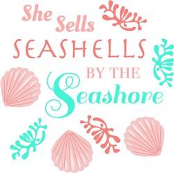 By Seashore print art