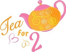 Teapot_Tea_For_Two print art