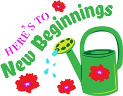 Watering_Can_Here s _To_New_Beginnings print art