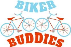 Biker Buddies print art