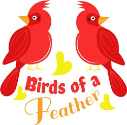 Birds Of Feather print art