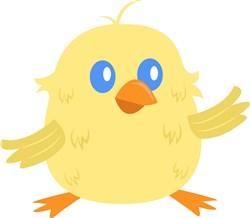 Chick print art