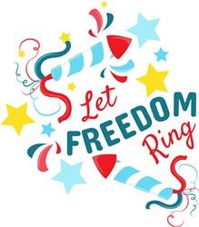 Freedom Ring print art