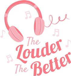 Louder The Better print art