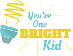 Bright Kid print art