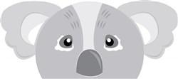 Koala Pocket Topper print art