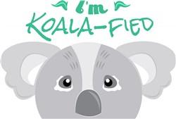 Im Koala-fied print art
