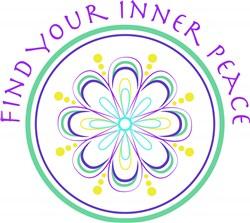 Inner Peace print art