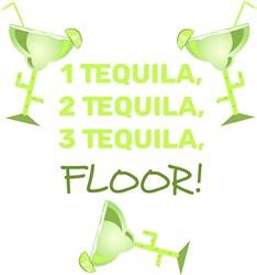 1 Tequila print art