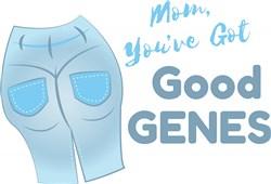 Good Genes print art