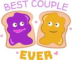 Best Couple Ever print art