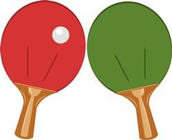 Ping Pong print art