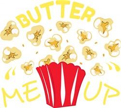 Butter Me Up print art