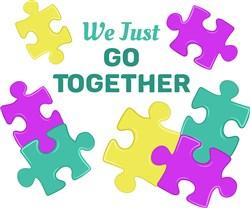 Go Together print art