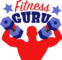Fitness Guru print art