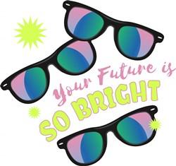Future Is Bright print art