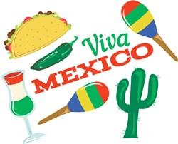 Cinco De Mayo Viva Mexico print art