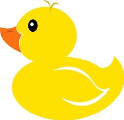 Rubber Duck print art