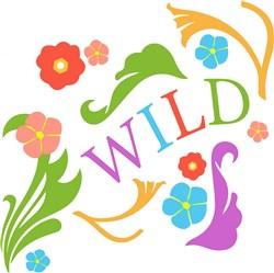 Wild Base print art