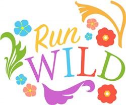 Wild Run Wild print art
