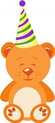 Birthday Bear print art
