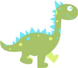 Dino Base print art