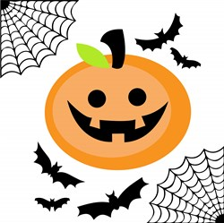 Halloween Base print art