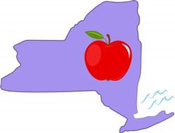 New York Base print art