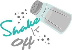 Pepper Shaker Shake It Off print art