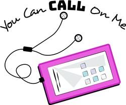 Phone You Can Call On Me print art