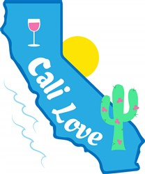 Cali Love print art