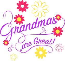 Grandmas Are Great print art