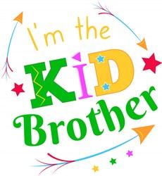 Kid I m The Kid Brother print art