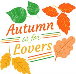 Autumn Is For Lovers print art