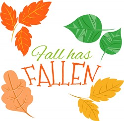 Fall Has Fallen print art