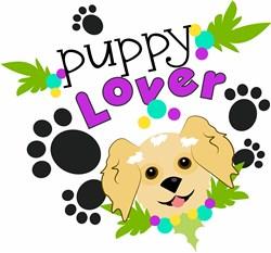 Puppy Lover print art