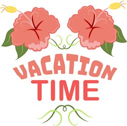Vacation Time print art