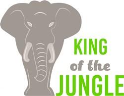 King Of The Jungle print art