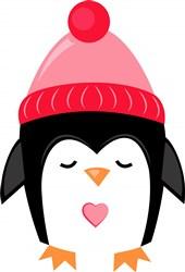 Penguin print art