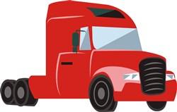 Truck print art