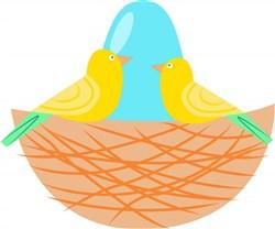 Bird s Nest print art