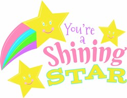 Youre A Shining Star print art