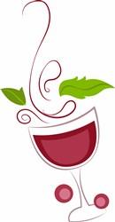Artistic Wine print art