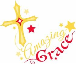 Amazing Grace print art