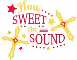 How Sweet The Sound print art