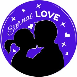 Eternal Love print art