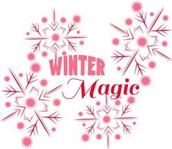 Winter Magic print art