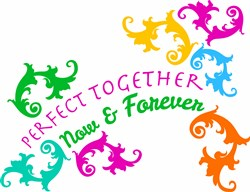 Together Now & Forever print art